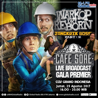 Live Broadcast Warkop Reborn part 2